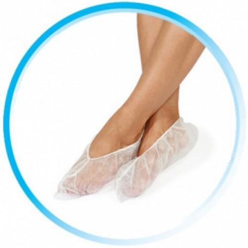 Бахилы и носки