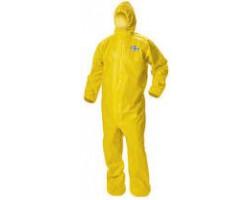 Комбинезоны для защиты от химических аэрозолей