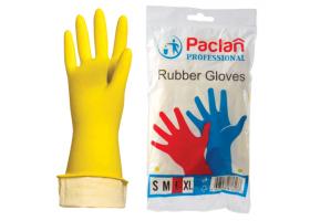 Перчатки резиновые Paclan Professional