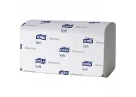 Бумажные полотенца Singlefold сложения ZZ