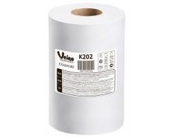 Бумажные полотенца в рулоне Veiro Comfort