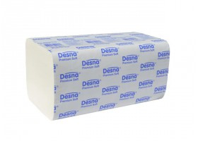 Бумажные  полотенца DESNA PREMIUM - V сложения