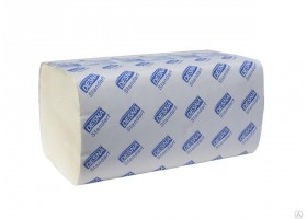 Бумажные полотенца Desna Standart - V сложения