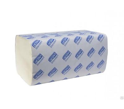 Desna Standart полотенца бумажные 1-сл V сложения 200л