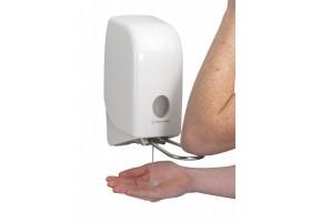 Диспенсер для средств для мытья и дезинфекции рук