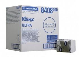 Туалетная бумага KLEENEX ULTRA в листах