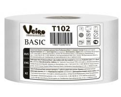 Туалетная бумага Veiro Professional Basic
