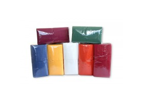 Салфетки бумажные 24*24  400 листов