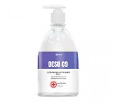 Дезинфицирующее средство на основе изопропилового спирта DESO C9 гель