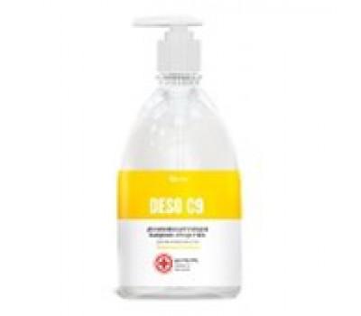Дезинфицирующее средство на основе изопропилового спирта DESO C9