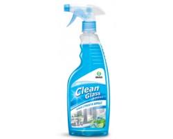 Очиститель стекол и зеркал Clean Glass (голубая лагуна)